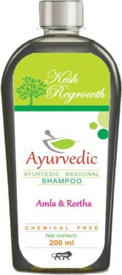 Kesh Regrowth Amla & Reetha Ayurvedic Medicinal Shampoo