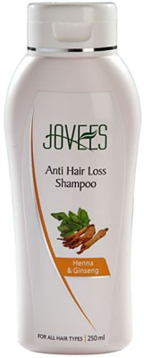 Jovees Herbal Henna & Ginseng Anti Hair Loss Shampoo
