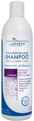 Fundamental Earth Pure Color Protect Shampoo
