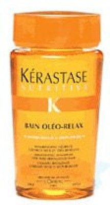 Kerastase Nutritive Bain Oleo-Relax Smoothing Shampoo for Dry and Rebellious Hair