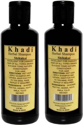 Khadi�Herbal Herbal Shikakai Shampoo