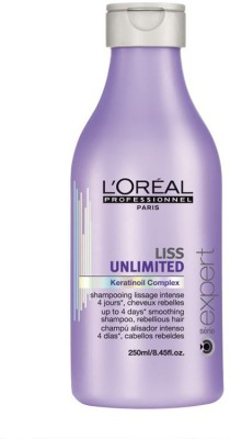 LOreal Paris Expert Liss Unlimited Shampoo