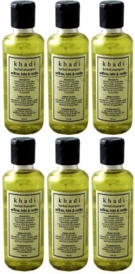 Khadi Herbal Saffron, Tulsi & Reetha