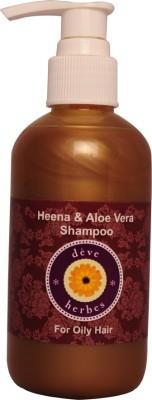 Deve herbes Heena & Aloe Vera Shampoo