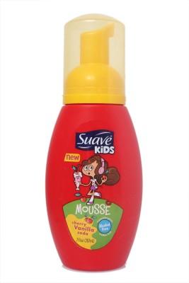 Suave Kids Cherry Vanilla Soda Mousse Shampoo