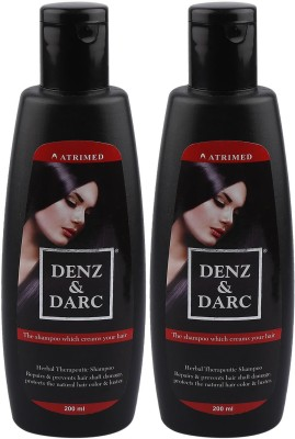 Atrimed Denz & Darc Herbal Therapeutic Shampoo