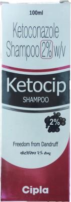 Cipla Ketocip Shampoo 2 % w/v