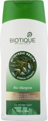 Biotique Bio Margosa Fresh Daily Dandruff Expertise Shampoo & Conditioner