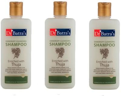 Dr Batra Dandruff Cleansing Shampoo