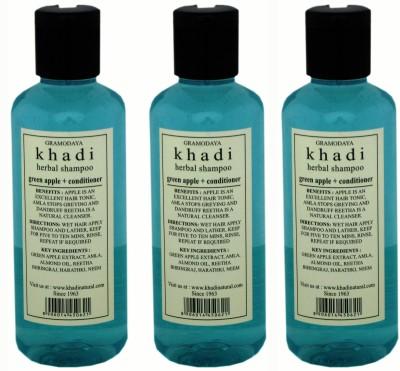 Khadi Green Apple + Conditioner