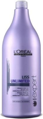 L,Oreal Paris Liss Unlimited Keratin Oil Complex Shampoo