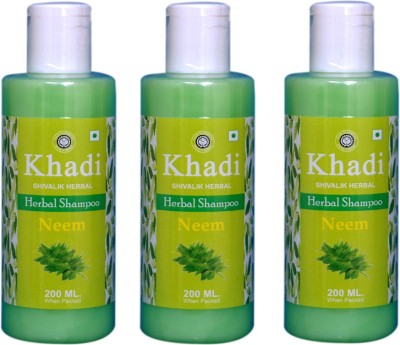 Khadi Natural Neem Herbal Shampoo