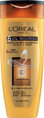 LOreal Paris 6 Oil Nourish