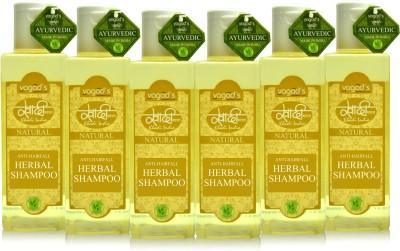 Khadi Natural Anti-Hairfall shampoo [ PACK OF 6] 100ML
