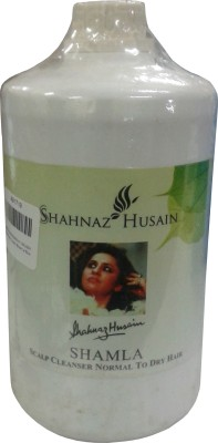 Shahnaz Husain Shamla Scalp Cleanser Normal to Dry Hair Shampoo