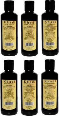 Parvati Khadi Gramudyog Sikakai Shampoo set of 6