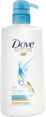 Dove Oxygen Moisture Shampoo(650 ml)