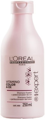 LOreal Paris Professionnel Vitamino Color Aox Shampoo 250 ml(250 ml)