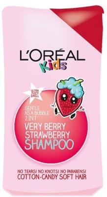 L,Oreal Paris Kids Strawberry Shampoo