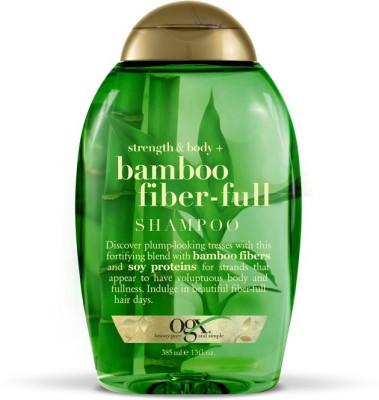 OGX Strength & Body+Bamboo Fiber-Full Shampoo
