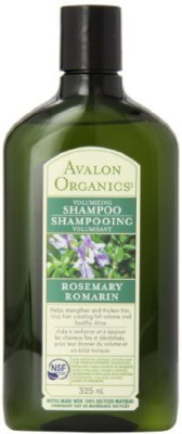 Avalon Organics Organics Rosemary Volumizing Shampoo