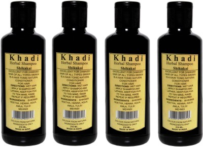Khadi Herbal Shikakai Shampoo