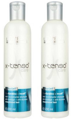 L,Oreal Paris L,Oreal Professionnel X-tenso Care Straight Shampoo (230 ml)