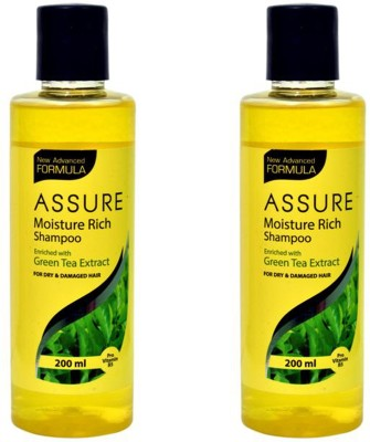 Assure Moisture Rich enriched with Green Tea Extract