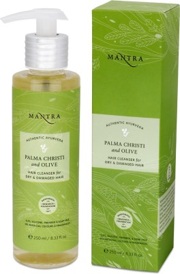 Mantra Palam Christi And Olive Hair Cleanser Dry & Damage Hair