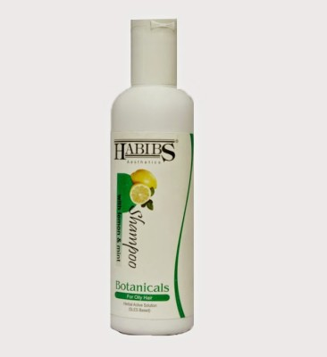 Habibs Oily Hair Shampoo