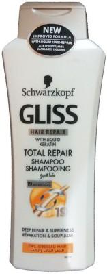Schwarzkopf Gliss with Liquid Keratin Total Repair Shampoo