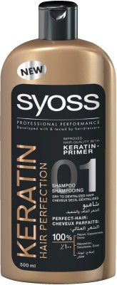 Syoss Keratin hair perfection Shampoo
