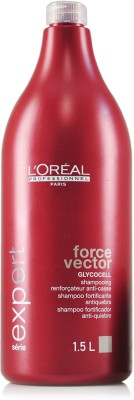 L, Oreal Paris Professionnel Professionnel Expert Serie - Force Vector Shampoo