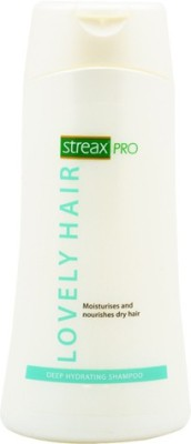 Streax Pro Lovely Hair Deep Hydrating Shampoo