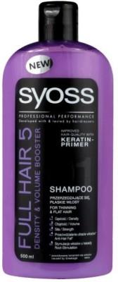 Syoss Full hair 5 Density & Volume booster Shampoo