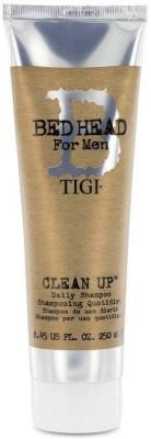 TIGI clean up daily mens shampoo