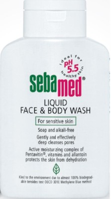 Sebamed Liquide Face & Body Wash