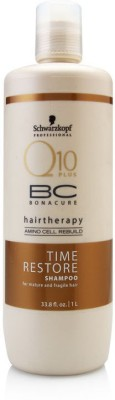 Schwarzkopf Professional BC Hair Therapy Q10 Time Restore