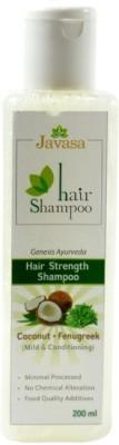 javassa Hair Strength Shampoo