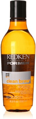 Redken Clean Brew Extra Cleansing Shampoo for Men