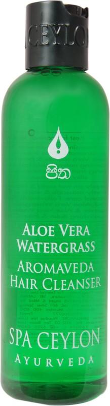Spa Ceylon Luxury Ayurveda Aloe Vera Watergrass Aromaveda Hair Cleanser(250 ml)