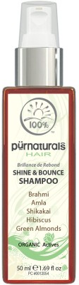 Pure Naturals Shine and Bounce Shampoo
