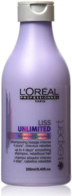 LOreal Paris Professionnel Liss Unlimited Shampoo 250 ml(250 ml)