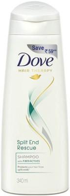 Dove Split End Rescue Shampoo(340 ml)