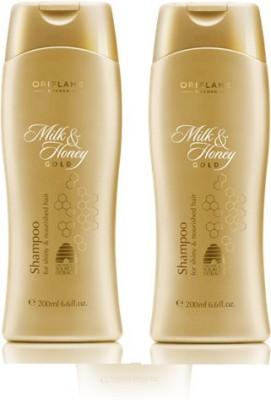 Oriflame Milk & Honey Shampoo ( Pack of 2)