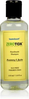 Healthbuddy Zerotox handmade Rosemary & Jojoba Shampoo