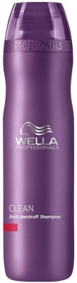 Wella Professionals Clean Anti dandruff Shampoo