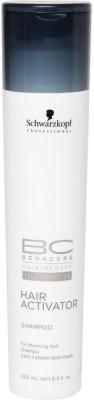 Schwarzkopf BC Hair Activator Shampoo(250 ml)