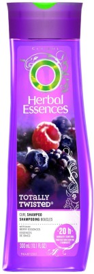 Herbal Essence Totally Twisted Curl Shampoo