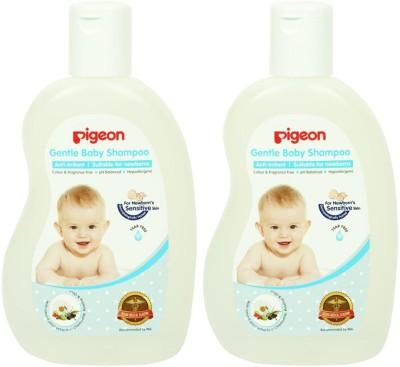 Pigeon Gentle Baby Shampoo Combo